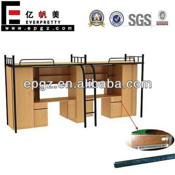 Children Double Bedroom Sets For School Dormitory Furniture