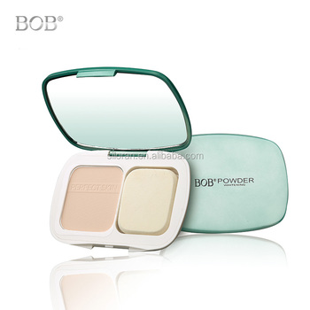 Dry And Wet Two Use Compact Powder Light Makeup