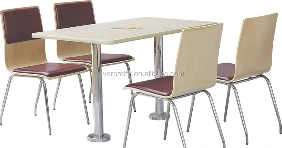 School Dining Tables School Dining Tables Factory Sell Yellow