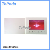 HD lcd greeting card for Christmas