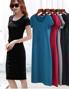on line wholesale high quality simple fashion dress