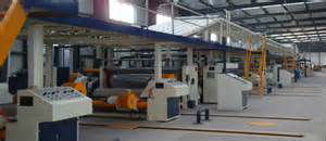 2,3,5,7 LAYERS AUTOMATIC CORRUGATED CARDBOARD PRODUCTION LINE