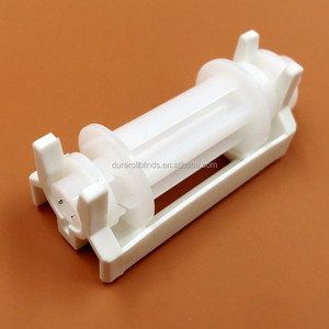Roman window blinds plastic spool for auto down system