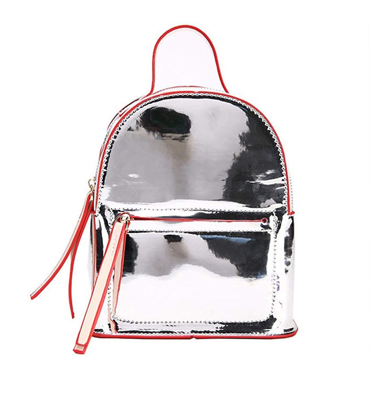 Susie Zechariah Pu Leather Women Backbags Double Straps Schoolbag Backpack For Girl Small Womens Travel Bag Mochila Escolar Feminina Rugzak