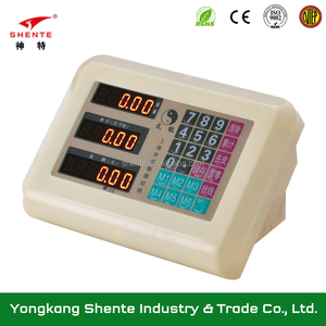 1401 single plastic price indicator with cheaper price