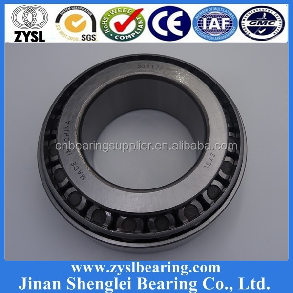 All types of bearings used in wind turbine generator good quality 100x215x51.5mm taper roller bearing 30320 for Rubber machinery