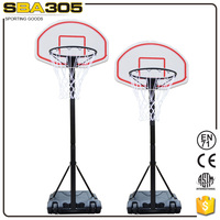 adjustable street basketball stand to play