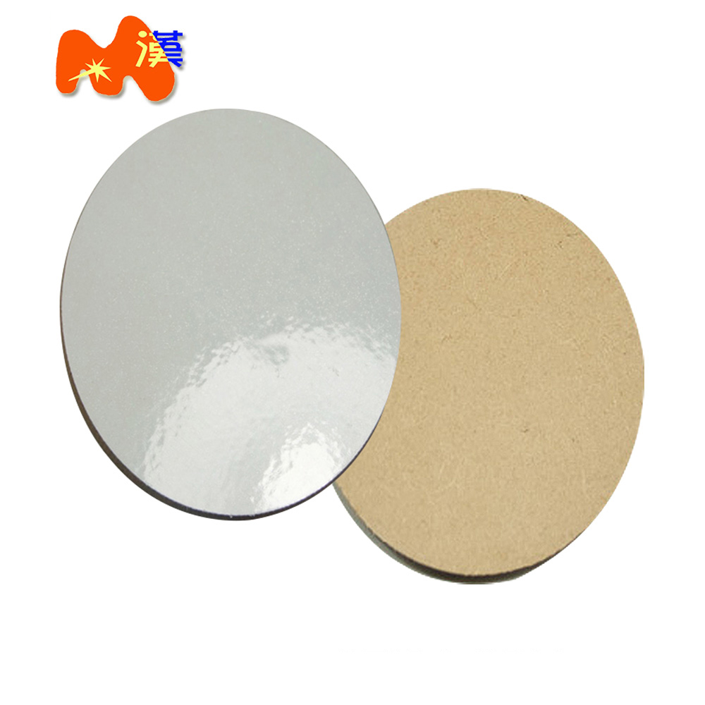 Sublimation blanks coaster Q06-2 sublimation cup pads