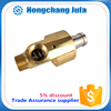 India high speed water quick coupling copper fitting rotary joint