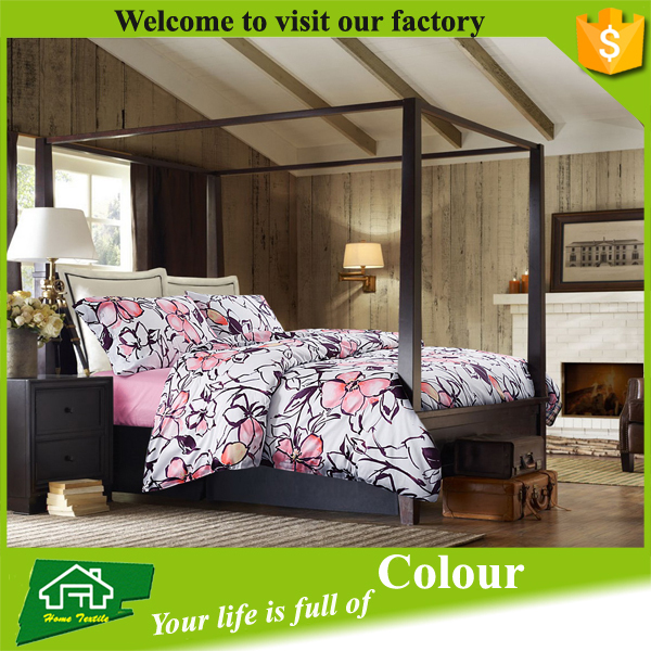 2017 New Design 100% Egyptian Cotton Bed Sheets