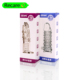extended pleasure penis sleeve transparent crystal silicon enlargement condom