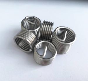 SUS304 Wire Thread Insert Recoil Insert