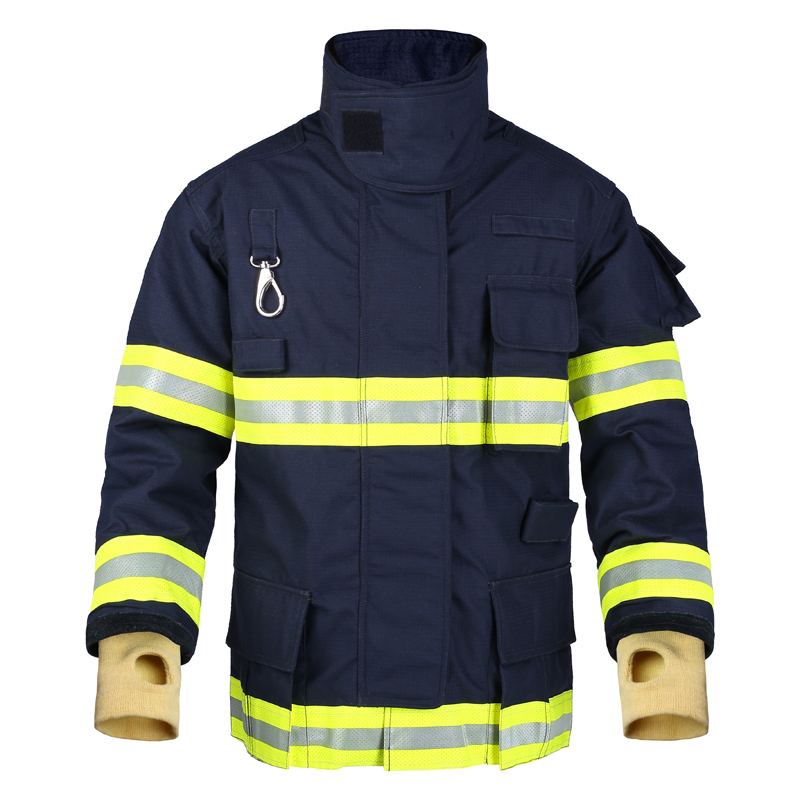 UL Certified Dupont Nomex Structural Firefighter Protective Gear
