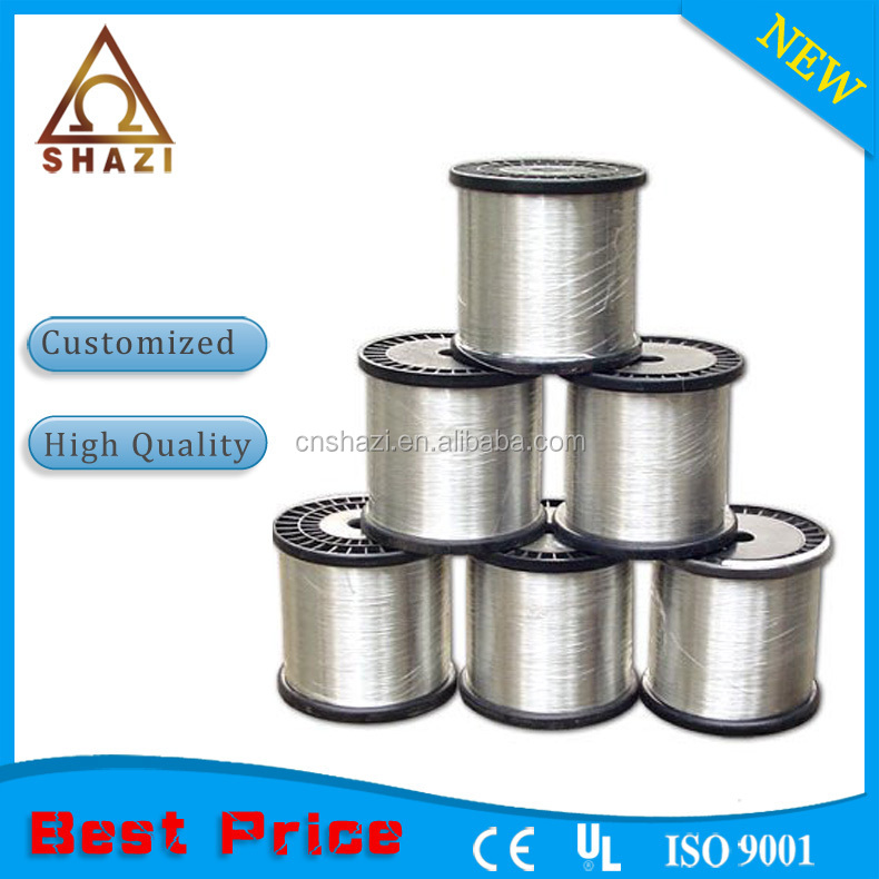 Electric Wire Manufacturers Nichrome Pure Nickel Chrome Heating Flat ...