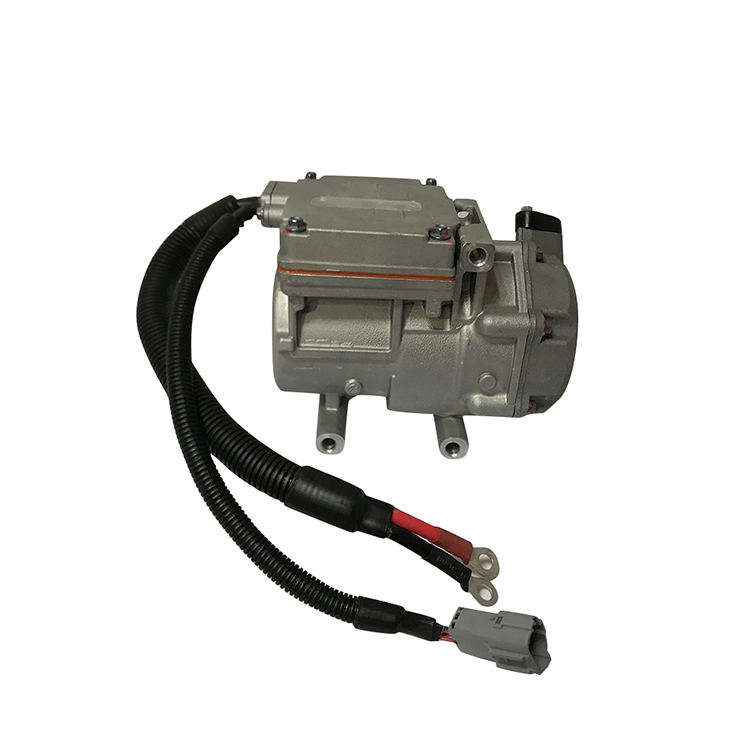 12V Electric Car <strong>Ac</strong> Compressor For Universal Automotive
