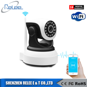 HOT selling indoor P2P IP camera hd night vision wireless network wifi home security camera