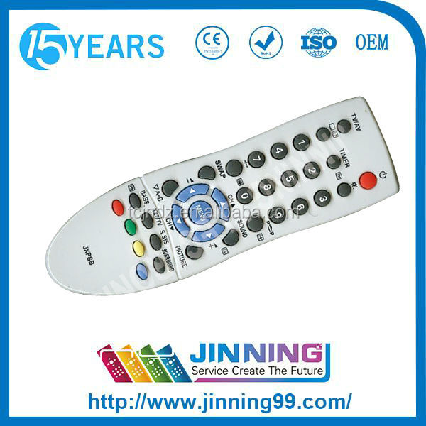 make thin tv remopte control touch screen universal tv remote control