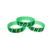 Glow In The Dark  Customized Silicon China Glowing Silicone Wristband Bracelet Manufacturer