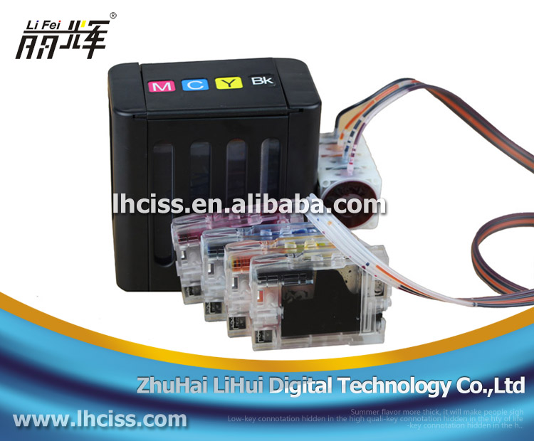 Lifei new chip(show ink level) ciss for Hp950/951 for Hp 8610 8620 8630 8640 8660 8615 8625 printer