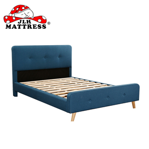 New style latest stylish luxury wood double bed designs furniture price