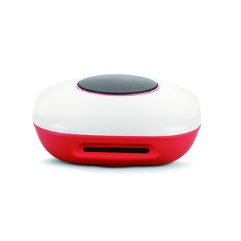 rechargeable mobile connection led light wireless speaker