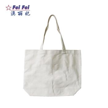 59eb34d3ef Paintable Plain White 5 Oz Cotton Canvas Tote Bag Wholesale - Buy ...