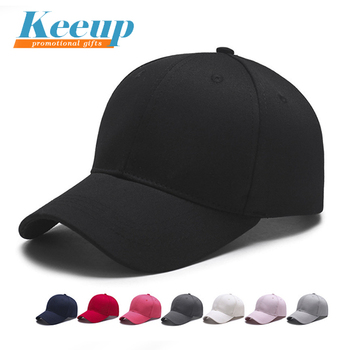 7f72b365494 Wholesale cheap cotton 6 panel baseball cap and hats with embroidery
