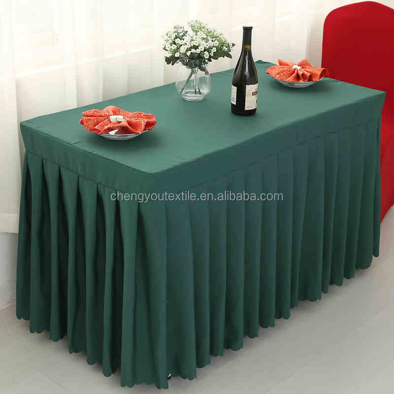 Table Skirting Designs For Wedding, Table Skirting Designs For Wedding  Suppliers And Manufacturers At Alibaba.com