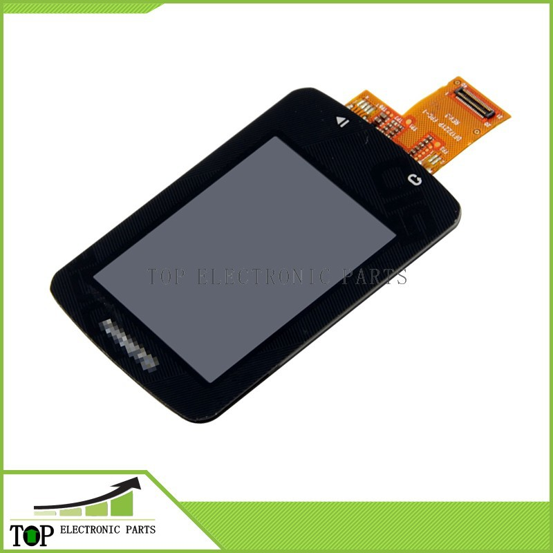 Garmin edge 510J 510 LCD screen display with touch screen digitizer assembly