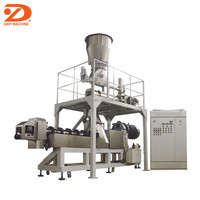 textured vegetarian meat soy protein machine