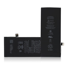 Factory price rechargeable cell phone battery for iphone 8