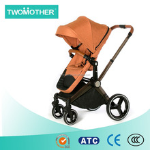 Hot product cheap sliding baby carriage/baby stroller with carriage prices