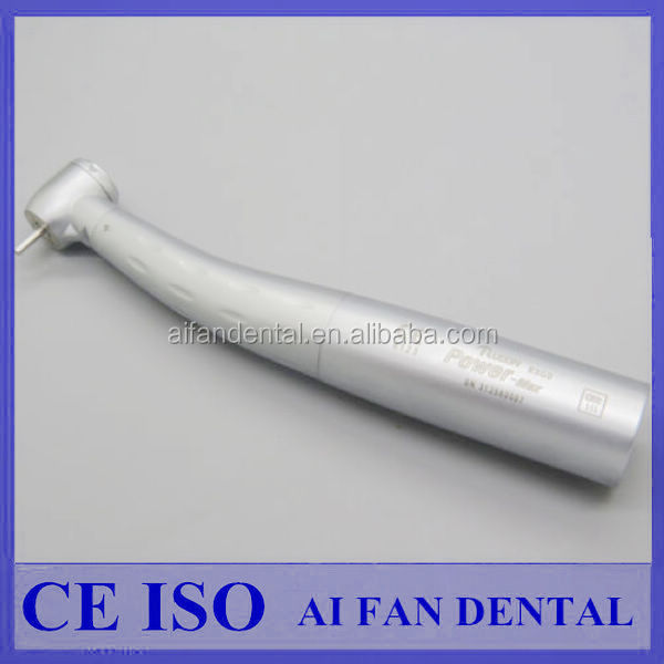 [ AiFan Dental ] CE certificated RUIXIN Power MAX Dental High Speed Handpiece 6hole LED Handpiece