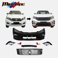 High Quality 2015 Navara NP300 4x4 accessories car bumper nismo body kit front facelift bumper