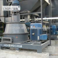 MIcron Powder Pulverizer Impact Mill for light calcium