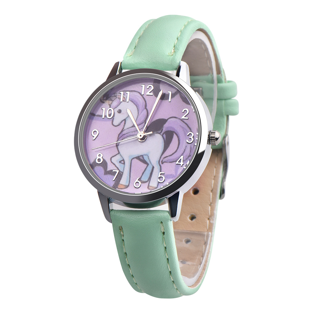 burton women owl womens gallery lyst watches leather olivia normal motif s accessories green watch strap animal product mint