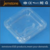 Clear plastic food storage container for europenm market