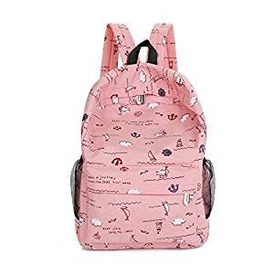 e2818baae100 Get Quotations · Backpacks - TOOGOO(R)School Backpacks for Teenage Girls  Canvas Women Backpacks Fashion School
