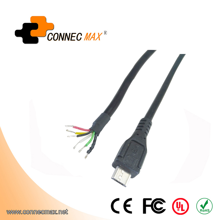 5 Wire Micro Usb Cable, 5 Wire Micro Usb Cable Suppliers and ...