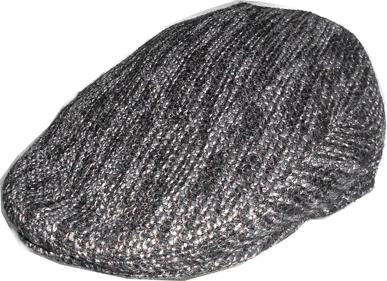31fdf66a3f86f Mens Wool Blend Wave Ivy Golf Driver Hat Irish Hunting Gatsby Flat Cap