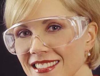Безопасный очки прозрачный защитное очки, Рабочий безопасный очки ветер и пыль очки анти-туман медицина