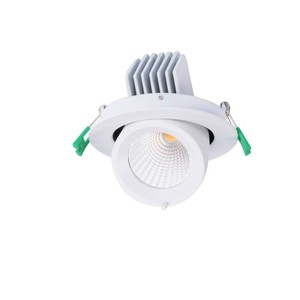 China supplier 15w 22w 30w Dimmable Aluminum Lamp Body Rotatable LED Light dimmable led downlight ceiling downlight