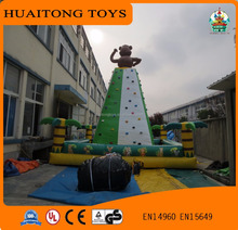 Hot selling Inflatable climbing wall/ inflatable climb/ inflatable rock climbing