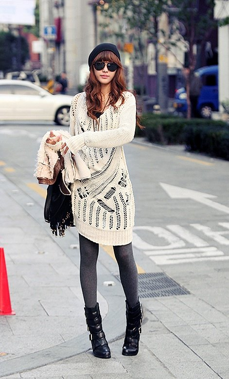 Sexy Long Knit Sweater - Buy Knit Sweater Product on Alibaba.com