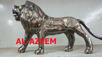 Best Quality Lion Shape Brass Handicrafts Pakistan Buy Brass