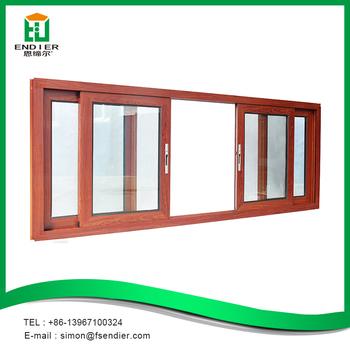 European Style Aluminum Frame Glass Sliding Window Malaysia For ...