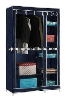 Canvas Fabric Closet Organizer TM 206