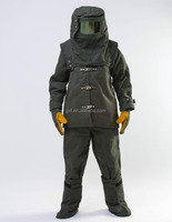 7 layers fire entry suit fire proximity suit bomb suit