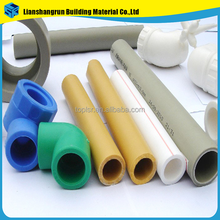 colored full form of plumbing ppr pipe