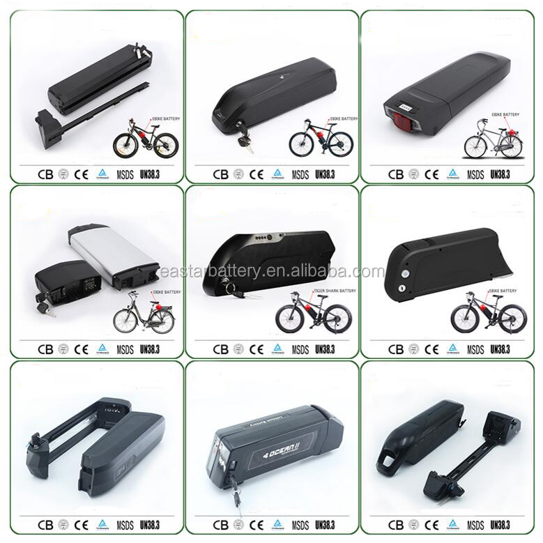 Hot sale 18650 li ion 36v 10ah electric bike lithium ion lithium battery